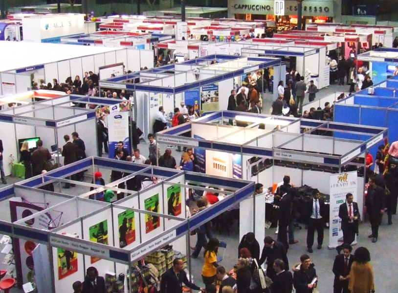Stands at an Exhibition