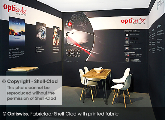 Exhibition Stand Interiors : Modular exhibition stands uk shell clad exhibitions design