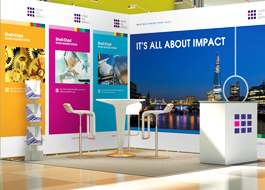 Shell Clad Exhibition Stand : Custom exhibition stands shell clad uk