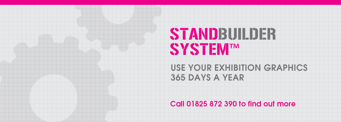 Find out more about StandBuilder call 01825 872 390